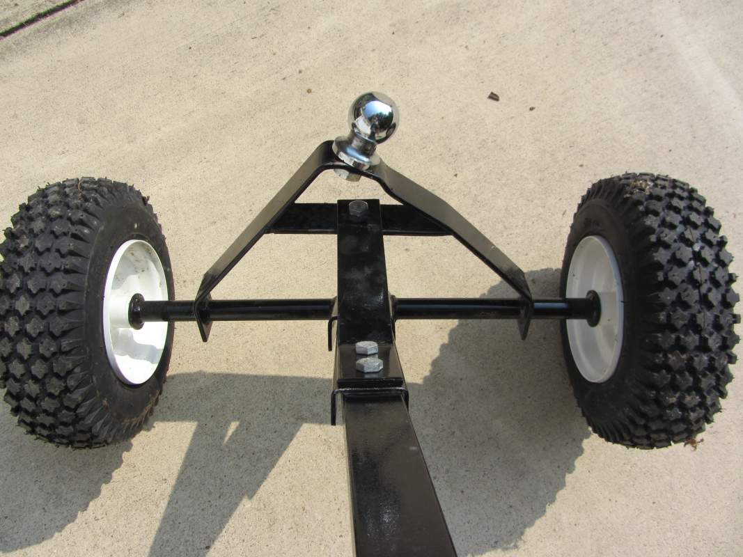 Trailer dolly for Outboard motor dolly harbor freight